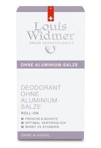 WIDMER Deo RollOn O/Alum Parf 50 ml