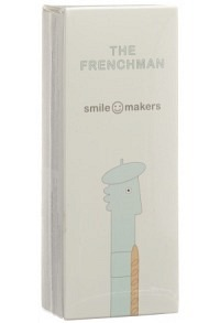SMILE MAKERS Vibrator Pers Massager Frenchman