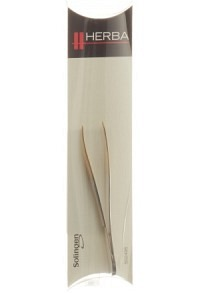 HERBA Pinzette 9cm spitz 5355