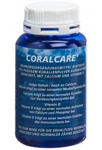 CORALCARE karib Herkun Kaps 1000 mg VitD3 120 Stk