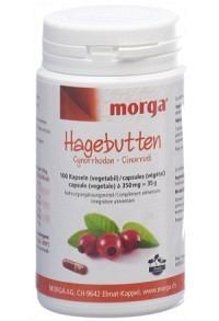 MORGA Hagebutten Vegicaps 100 Stk