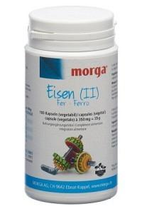 MORGA Eisen (II) Vegicaps 100 Stk