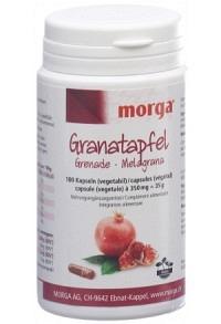 MORGA Granatapfel Vegicaps 100 Stk