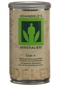 SCHINDELE'S Mineralien Plv Ds 400 g