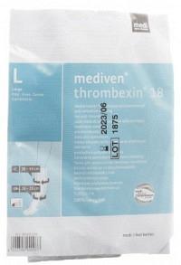 MEDIVEN A-D Kniestrumpf M Thrombexin 18 1 Paar