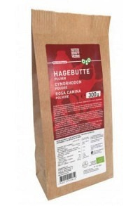 NATURKRAFTWERKE Hagebutte Pulver Bio NFP Btl 300 g