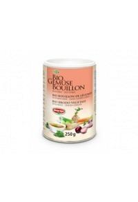 MORGA Gemüse Bouillon fettfrei Bio Ds 250 g