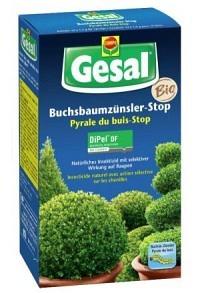 GESAL Buchsbaumzünsler-Stop DiPel DF 12 x 1.5 g (Achtung! Versand nur INNERHALB der SCHWEIZ möglich!