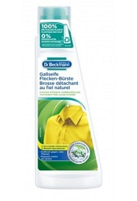 DR BECKMANN PreWash Fleck Bürste m Gallseif 250 ml