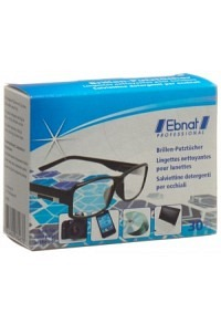EBNAT Brillen-Putztücher 30 Stk