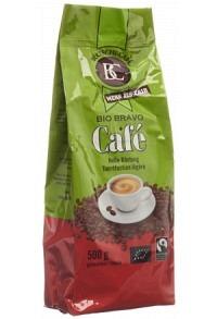 BC CAFE BIO BRAVO Kaffee gem Fairtr 500 g