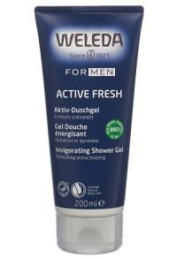 WELEDA Men Aktiv-Duschgel Tb 200 ml