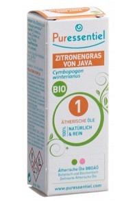 PURESSENTIEL Java Zitronell Äth/Öl Bio 10 ml