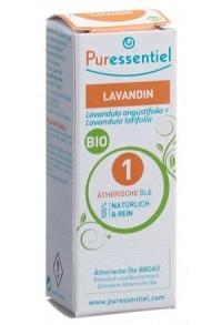 PURESSENTIEL Lavendel Äth/Öl Bio 10 ml