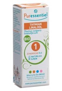 PURESSENTIEL Thymian Äth/Öl Bio 5 ml