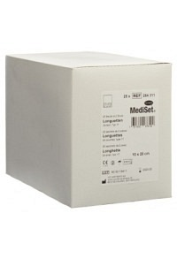 MEDISET IVF Longuett Typ 17 10x20cm 24f 25 x 2 Stk