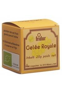 FRIDUR Bio-Gelée-Royale Glas 25 g