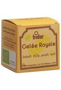 FRIDUR Bio-Gelée-Royale Glas 50 g