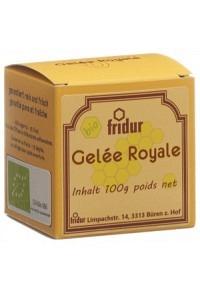 FRIDUR Bio-Gelée-Royale Glas 100 g