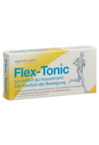 FLEX-TONIC Vit C und Kollagen Tabl 30 Stk
