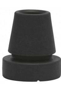 OSSENBERG Krückenkapsel Pivoflex 19mm schwa 1 Paar