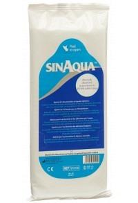 SINAQUA vorbefeuchtetes Waschtuch Btl 12 Stk
