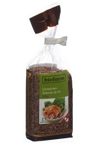 BIOFARM Leinsamen Knospe CH Btl 200 g
