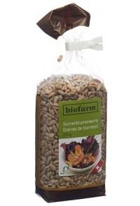BIOFARM Sonnenblumenkerne CH Knospe Btl 200 g