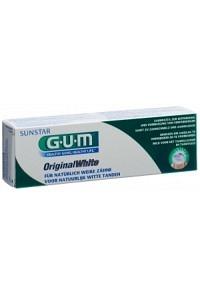 GUM SUNSTAR Zahnpaste Original White 75 ml