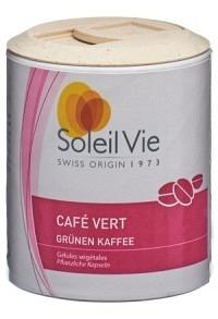 SOLEIL VIE Grünen Kaffee Extr Kaps 325 mg 90 Stk