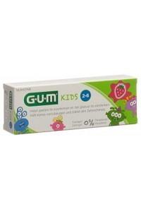 GUM SUNSTAR Kinder Zahnpasta Erdbeer 50 ml