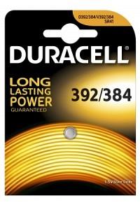 DURACELL Batt 392/384/SR41/AG3 1.55 B1