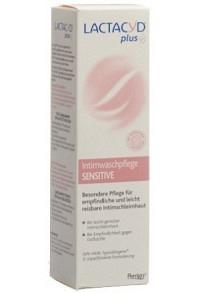 LACTACYD Plus+ sensitive 250 ml