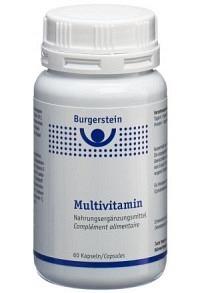 BURGERSTEIN Multivitamin Kaps 60 Stk