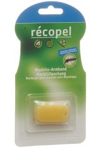 RECOPEL Moskito-Armband refill