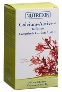 NUTREXIN Calcium-Aktiv plus Tabl Ds 240 Stk