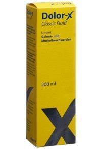 DOLOR-X Classic Fluid 200 ml