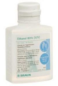 BRAUN Ethanol 80% Glycerin 1% Ovalfl 100 ml