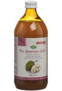 MORGA Graviola Saft Bio Fl 500 ml