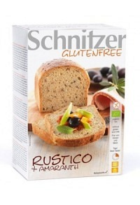 SCHNITZER Bio Rustico + Amaranth 500 g