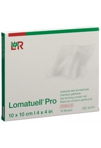 LOMATUELL Pro 10x10cm 10 Stk