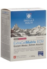 EXTRA CELL MATRIX Drink Gelenke Beeren Btl 30 Stk
