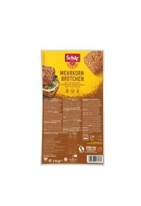 SCHÄR Mehrkornbrötchen glutenfrei 210 g