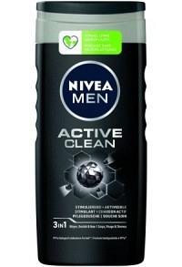 NIVEA Men Pflegedusche Active Clean 250 ml