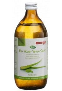 MORGA Aloe Vera Saft Bio Fl 500 ml