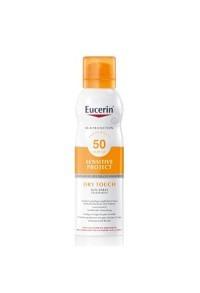 EUCERIN SUN Sens Protect Spr Tran Dry LSF50 200 ml