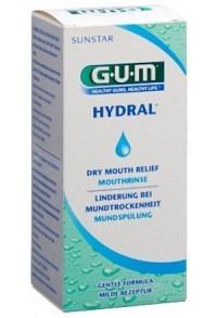 GUM SUNSTAR HYDRAL Mundspülung 300 ml