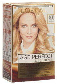 EXCELLENCE Age Perfect 8.31 Gold Blond