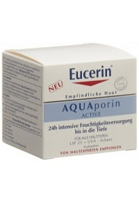 EUCERIN Aquaporin Active LSF25 50 ml