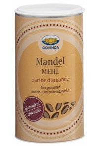 GOVINDA Mandelmehl Bio Ds 200 g